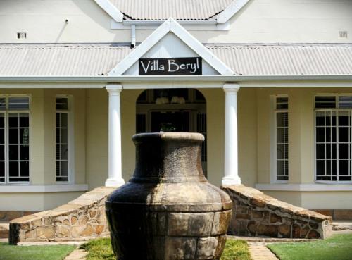 Villa Beryl Entrance